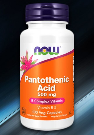 now-pantothenic-acid